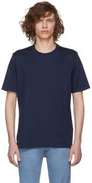 Brioni Navy Pocket T-Shirt