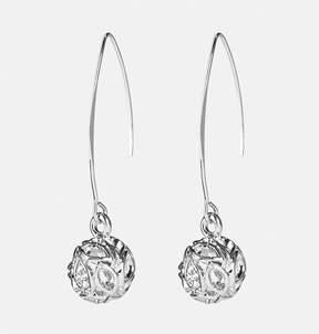 Avenue Ball Drop Earrings
