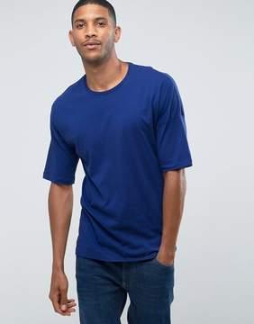 Benetton Oversized Drop Shoulder T-shirt