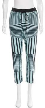 Clover Canyon Striped Mid-Rise Pants w/ Tags