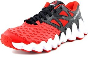 Reebok Zigtech Big N Tough Youth Round Toe Synthetic Red Running Shoe.