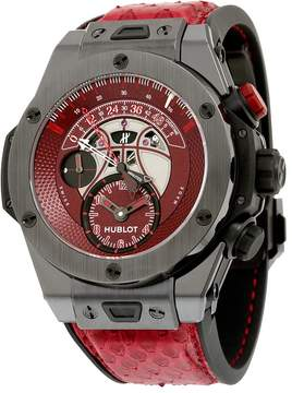 Hublot Big Bang Unico Chronograph Vino Automatic Limited Kobe Bryant Edition Men's Watch