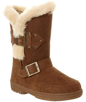 BearPaw Women's Madeline Suede Boot.