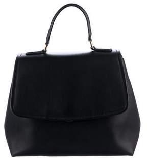 Dolce & Gabbana Leather Margherita Tote - BLACK - STYLE