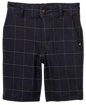 Quiksilver Union Plaid Amphibian Shorts (Little Boys)