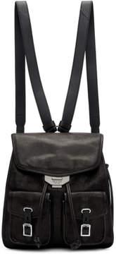 Rag & Bone Black Small Field Backpack
