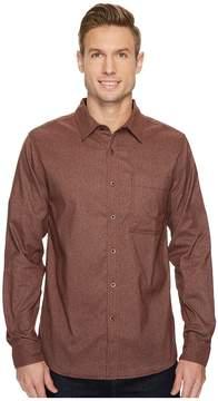 Royal Robbins Skyline Stretch Performance Flannel Long Sleeve Shirt Men's Long Sleeve Button Up