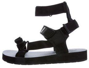 Prada 2016 Nastro Strap Sandals w/ Tags