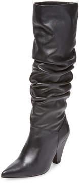 Saks Fifth Avenue Women's Hosto Mid Heel Boot