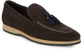 Canali Men's Leather Loafers