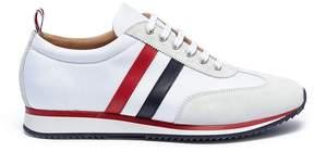 Thom Browne Stripe panel sneakers