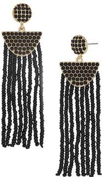 BaubleBar Tarot Tassel Earrings