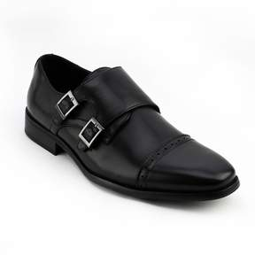 X-Ray XRay Kimble Men's Monk-Strap Dress Shoes