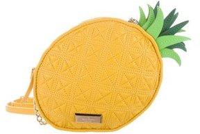 Kate Spade Wing It Pineapple Crossbody Bag - YELLOW - STYLE