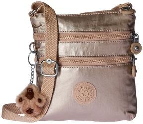 Kipling Alvar XS Minibag Cross Body Handbags - SPARKLY GOLD - STYLE
