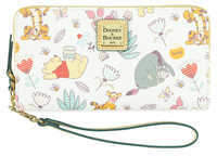 Disney Winnie the Pooh and Pals Wallet by Dooney and Bourke