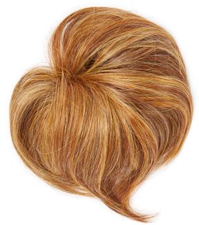 Hairdo. by Jessica Simpson & Ken Paves Glazed Strawberry Modern Chignon