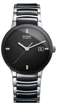 Rado Centrix Diamond Round Automatic Watch