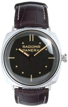 Panerai Radiomir Three Days Platino Manual Wind Platinum Men's Watch