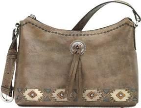 American West Native Sun Zip-Top Shoulder Bag (Women's)