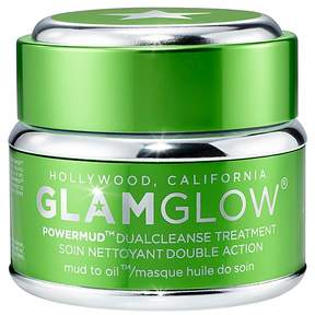 GLAMGLOW POWERMUDTM Mud-to-Oil Dualcleanse Treatment