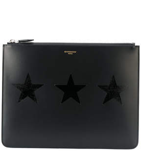 Givenchy star patch pouch