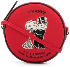 Olympia Le-Tan Monopoly Chance crossbody bag