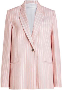 Victoria Beckham Victoria Tailored Cotton Jacket