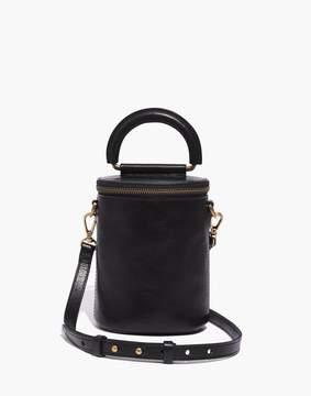Madewell The Holland Binocular Bag in Leather
