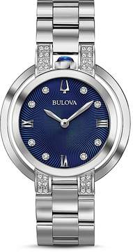 Bulova Rubaiyat Diamond Watch, 35mm - 100% Exclusive
