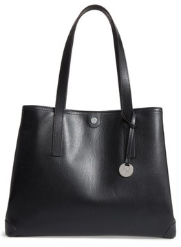 Lodis Business Chic Louisa Rfid-Protected Leather Tote - Black