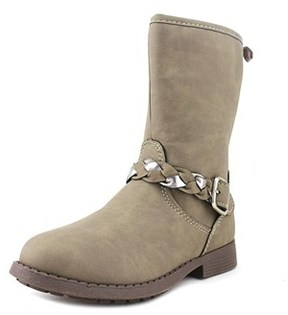 Osh Kosh Reese 2 Youth Round Toe Synthetic Gray Knee High Boot.