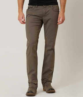 Rock Revival Twill Straight Stretch Pant