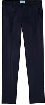 Lanvin KIDS' WOOL-BLEND TROUSERS