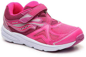 Saucony Girls Baby Ride Infant & Toddler Running Shoe