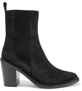 Belstaff Hannalee Suede Ankle Boots