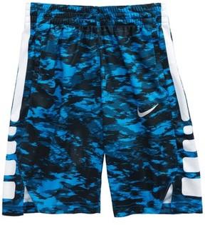 Nike Boy's Dry Elite Basketball Shorts