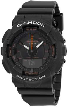 Casio G-Shock S Series Alarm Black Dial Men's Watch