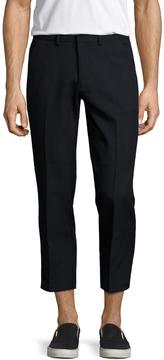 Farah Men's Denby Crop Rigid Hopsack Pants