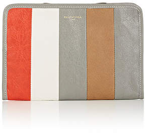Balenciaga Women's Arena Leather Bazar Mini-Pouch