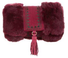 Glamourpuss The Zhivago Clutch w/ Tags