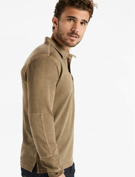 Lucky Brand WASHED RUGBY