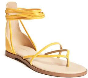 GUESS Del Mar Lace-Up Sandals