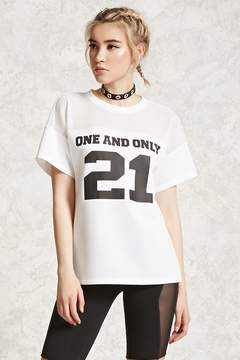 Forever 21 One and Only Neoprene Top