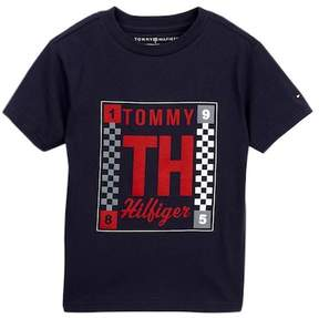 Tommy Hilfiger Adam Short Sleeve Tee (Little Boys)
