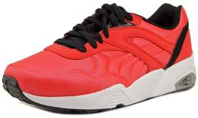 Puma R698 Matt & Shine Men US 11.5 Red Sneakers