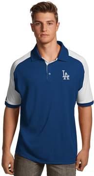 Antigua Men's Los Angeles Dodgers Century Polo