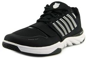 K-Swiss X Court Round Toe Canvas Tennis Shoe.