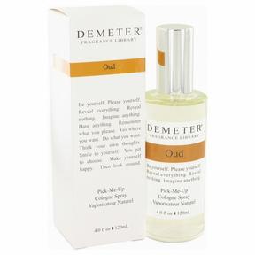 Demeter Oud Cologne Spray for Women (4 oz/118 ml)