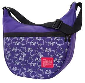 Manhattan Portage Women's Hello Kitty Nolita Shoulder Bag.
